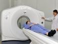 世界領先的寶石能譜CT在我院正式投入使用