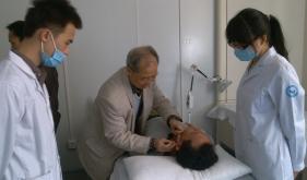 黃老受邀前往深圳保安人民醫院康復科指導及會診