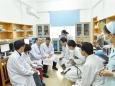 中华中医药学会心血管病分会专家及我院专家到隆安县开展医疗扶贫义诊活动