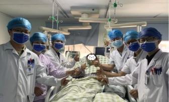 致命心梗!138小時的生命接力營救——東葛院區重癥醫學科ECMO成功救治急性心肌梗死合并心源性休克患者