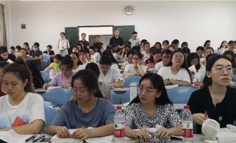 我院开展2020年秋季学期开学教学检查