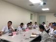 我院肾病科与灵山县中医医院召开医联体学术交流会