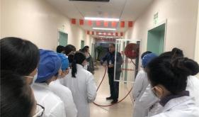 我院健康體檢中心開展消防安全培訓