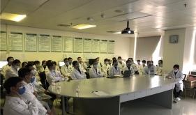 脑病一区开展多学科协作、中西医协同病例查房讨论会