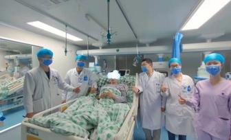 生死极速,紧急救援——我院ECMO成功救治81岁呼吸心跳骤停患者