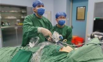 刀过无痕——留住您的美丽,我院仙葫普通外科成功开展甲状腺腔镜手术