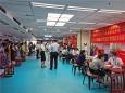 中医药技术文化进社区系列公益诊疗活动之四十八——我院专家赴中国移动集团广西总公司开展中医药健康技术服务活动